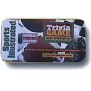 Sports Illustrated Multi-Sport Edition Triva Game Tin