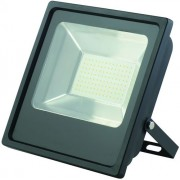 Slim smd led reflektor 100W, IP65, 8160 Lumen, 120°, 6000 K, hideg fehér. Life Light Led.