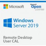 Microsoft Windows Remote Desktop Services 2019 User CAL RDS CAL Client Access License 1 CAL