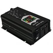 Invertor auto port USB CPU Control si Display Digital 1000W