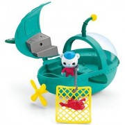 Octonauts Gup A Deluxe Vehicle Playset