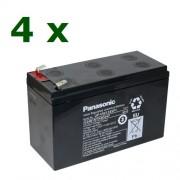 Panasonic 4x12V 9Ah (KIT24-2)