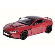 Motor Max Aston Martin V12 Vantage S Coupe, Red - 79322R/6 1/24 Scale Diecast Model Toy Car