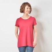 Cuddl Dudsスプリットバックチュニック【QVC】40代・50代レディースファッション