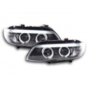 FK-Automotive phare Daylight Xenon BMW X5 E53 année 03-06 noir