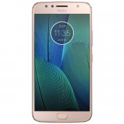 "Telefon mobil MOTOROLA Moto G5S Plus Dual Sim 4G, 5.5"", RAM 4GB, Memorie 32GB, Camera 8MP/13MP, Gold"