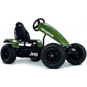 Jeep® BERG Revolution pedal go-kart XXL-BFR