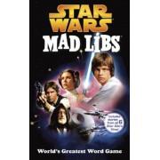Star Wars Mad Libs, Paperback
