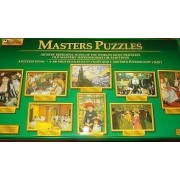 Master Puzzles Artists Reproductions Of The Worlds Most Priceless Old Masters Impressionist Oil Paintings
