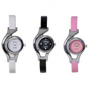 vr sales Fancy Glory three watch combo for women/girls by Sinha