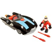 Set figurina Dl. Incredibil si Masina Incredibila Incredibles 2
