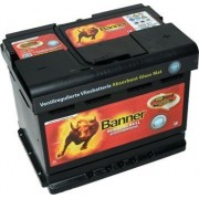 Acumulator BANNER Running Bull AGM 60Ah 640A