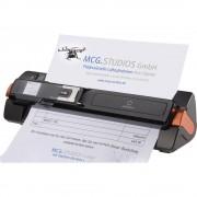 Prijenosni skener dokumenata A4 renkforce T4ED 2-in-1 s priključnom stanicom 300/600/900 dpi USB, microSD, microSDHC