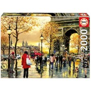 Educa Children's 2000 Arc De Triomphe Puzzle (Piece)