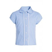 Next Gingham Blouse (3yrs-6yrs) - Blue