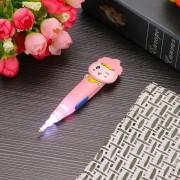Diamond painting - Pen met LED-verlichting (1 kop) - blauw