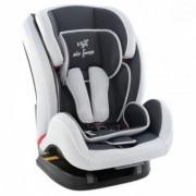Scaun auto cu IsoFix copii 9-36 KG EURObaby VSX Silver