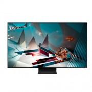 """Телевизор Samsung 65Q90T 65"""", QLED FLAT, SMART, 4200 PQI, Dual LED, Direct Full Array, Quantum HDR 2000, HDR 10+, Dolby Digital Plus, Bixby, Wi-Fi, Bluetooth, 4xHDMI, 2xUSB, Черен"""