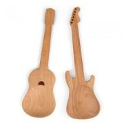Kikkerland Rocking Besteck aus Holz