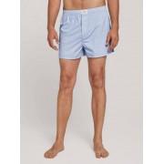 TOM TAILOR dubbelpak Boxer Shorts, blue-light-check, L/6