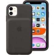 caz de caz inteligent baterie pentru iPhone 11 cu o încărcare wireless - negru-MWVH2ZY / A