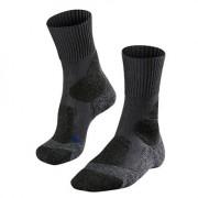 Falke TK1 Cool Men Socks Asphalt Mel