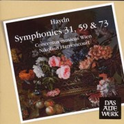 J. Haydn - Symphony No.31/ No.59 (0825646905508) (1 CD)