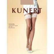 Kunert - Elegant hold ups with decorativ lace top Temptation