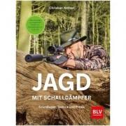 Buch, Jagd mit Schalldämpfer