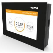 Szobatermosztát TECH HU-286 rádiós, érintőképernyős