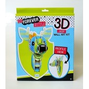 3D Wall Art Kit Fashion Angels 'Deer' My Fashion Style (Deer)