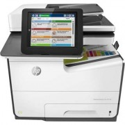 HP Multifunzione ink-jet A4 HP PAGEWIDE 586F