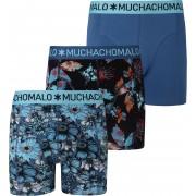 Muchachomalo Shorts 3er-Pack 2555 - Multicolour Größe S