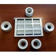 Pachet A filtre Meaco Mist - 5 filtre pt apa si 1 pentru aer