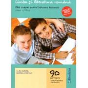 Limba si literatura romana. Ghid complet pentru Evaluarea Nationala and ndash clasa a VIII-a