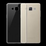 Ultra-delgada de TPU Volver Funda para el Samsung Galaxy A5 - Transparente