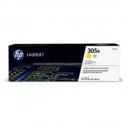 HP CE412A Toner Yell 2,6k No.305A Eredeti HP kellékanyag cikkszám: CE412A
