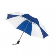Umbrela Regular White Blue