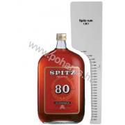 Standoló kártya - Spitz Rum [1L]