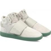 ADIDAS ORIGINALS TUBULAR INVADER STRAP Sneakers For Men(Grey)