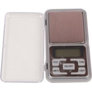 SELVES Digital Precision Electronic Balance Scale Weighing Scale(Grey, Silver)