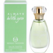 Sergio Tacchini Always With You eau de toilette para mujer 30 ml