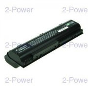 2-Power Laptopbatteri HP 10.8v 8800mAh (403737-001)
