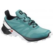 Salomon Supercross - scarpe trail running - donna - Green