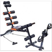 IBS 22 in 1 Six Packs Wonder Core Zone Flex Care Home Fitness Pump Gym Six Pack Cruncher Pack Body Builder With Cyclle