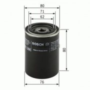 Bosch Filter, Motoröl, F 026 4075