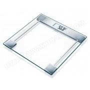 Sanitas Pèse-personne en verre SGS 06