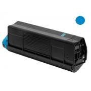 Toner do OKI C5100 C5200 C5300 C5400 - OKI C5100 CYAN