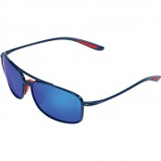 Ochelari de soare albastri, pentru barbati, Daniel Klein Premium, DK3209-2