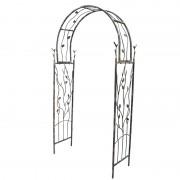 Arche fer plein 250x50x120 cm